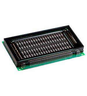 M204SD08AA, вакуум-люмин.модуль 20x4 анг/рус (замена M204SD02AJ)